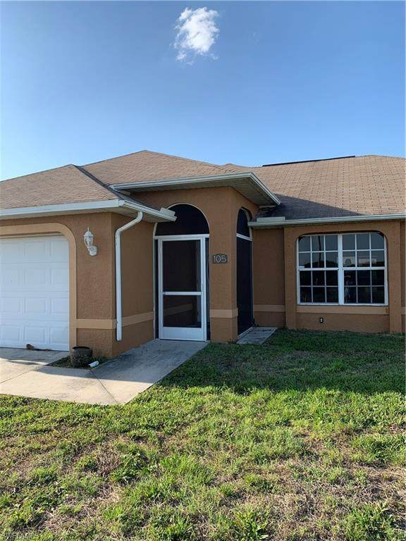 105 NE 23rd St, Cape Coral, FL 33909 (MLS #221032659) :: Domain Realty