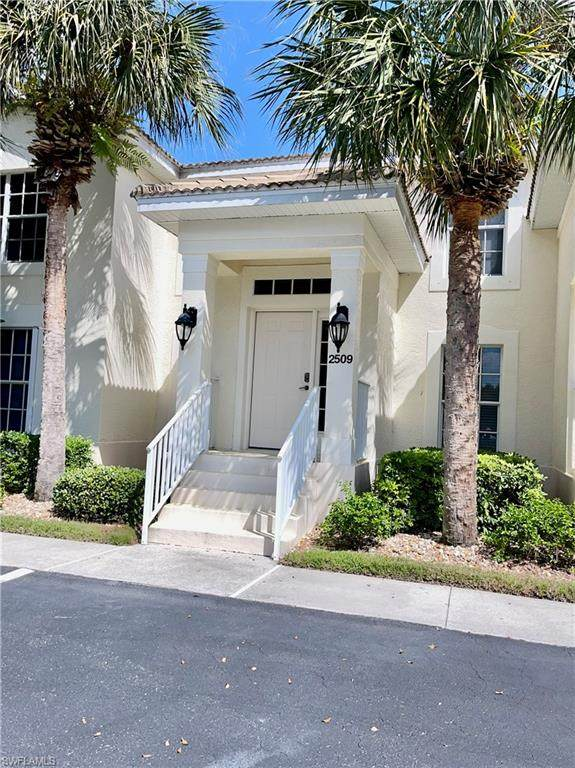 10105 Colonial Country Club Blvd #2509, Fort Myers, FL 33913 (#221033519) :: Equity Realty