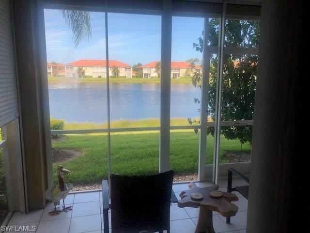 6270 Huntington Lakes Cir #103, Naples, FL 34119 (#221037003) :: REMAX Affinity Plus