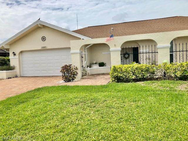 28448 Las Palmas Cir, Bonita Springs, FL 34135 (MLS #221038527) :: Realty World J. Pavich Real Estate