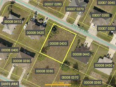 4549 21st St SW, Lehigh Acres, FL 33973 (#221040510) :: Caine Luxury Team