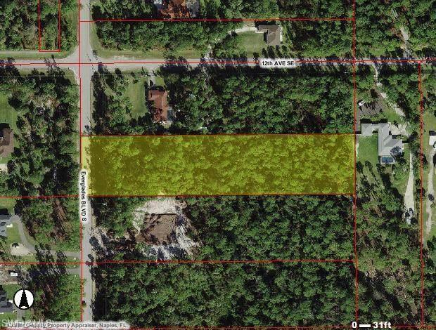 1240 Everglades Blvd S, Naples, FL 34117 (MLS #221044367) :: #1 Real Estate Services