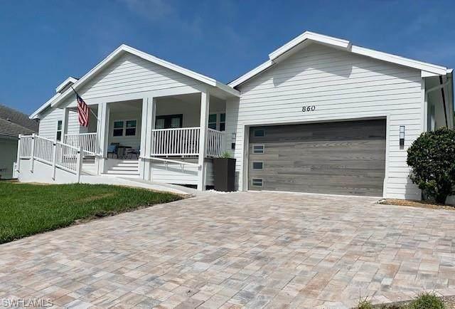 860 Kendall Dr, Marco Island, FL 34145 (MLS #221044912) :: Team Swanbeck