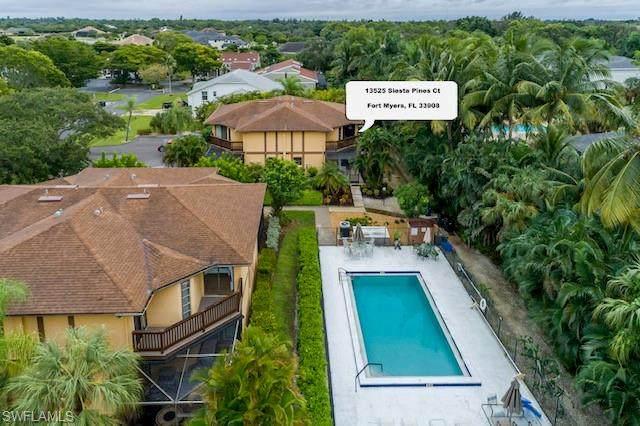 13525 Siesta Pines Ct #3, Fort Myers, FL 33908 (MLS #221048778) :: BonitaFLProperties