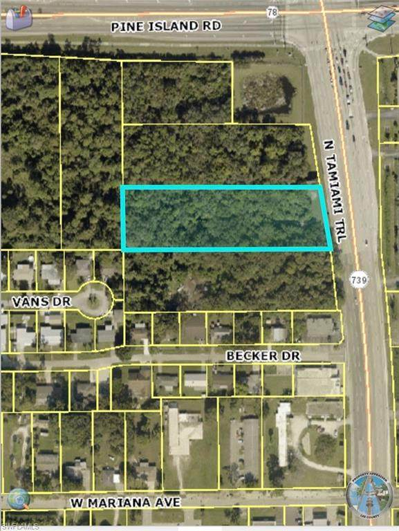 1733 N Tamiami Trl, North Fort Myers, FL 33967 (#221051255) :: MVP Realty
