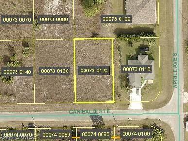 1217 Garibaldi St E, Lehigh Acres, FL 33974 (#221053907) :: Caine Luxury Team