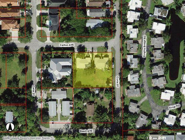 1848 Carlton Ave, Naples, FL 34112 (MLS #221054354) :: Wentworth Realty Group