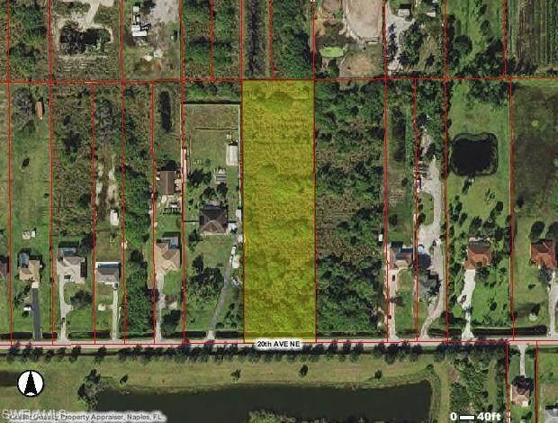 20th Ave NE, Naples, FL 34120 (MLS #221067537) :: Team Swanbeck