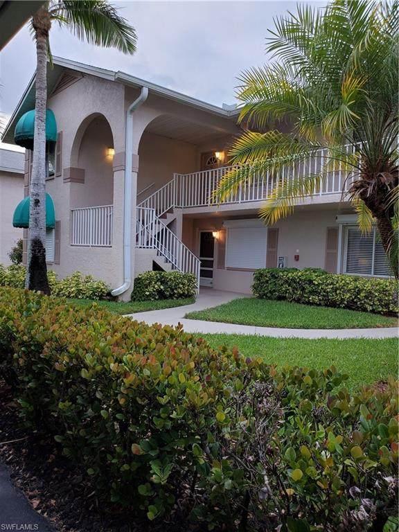 132 Belina Dr 2-212, Naples, FL 34104 (MLS #221068617) :: Clausen Properties, Inc.