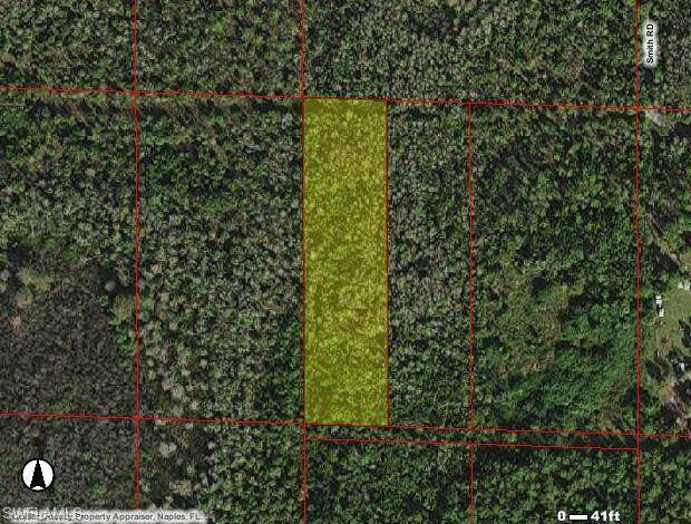 Smith Rd, Naples, FL 34117 (#221070855) :: Equity Realty