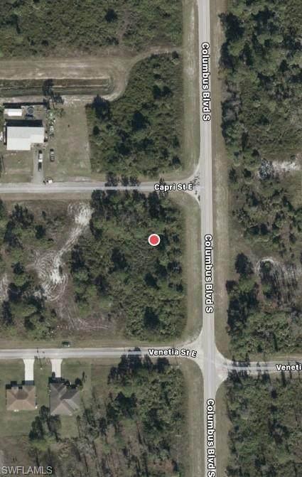 1152 Capri St E, Lehigh Acres, FL 33974 (#221073932) :: REMAX Affinity Plus