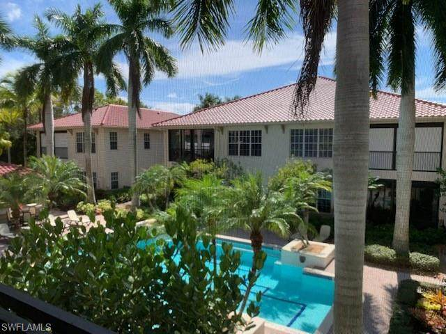 7267 Pelican Bay Blvd 1-2L, Naples, FL 34108 (#221074380) :: The Michelle Thomas Team