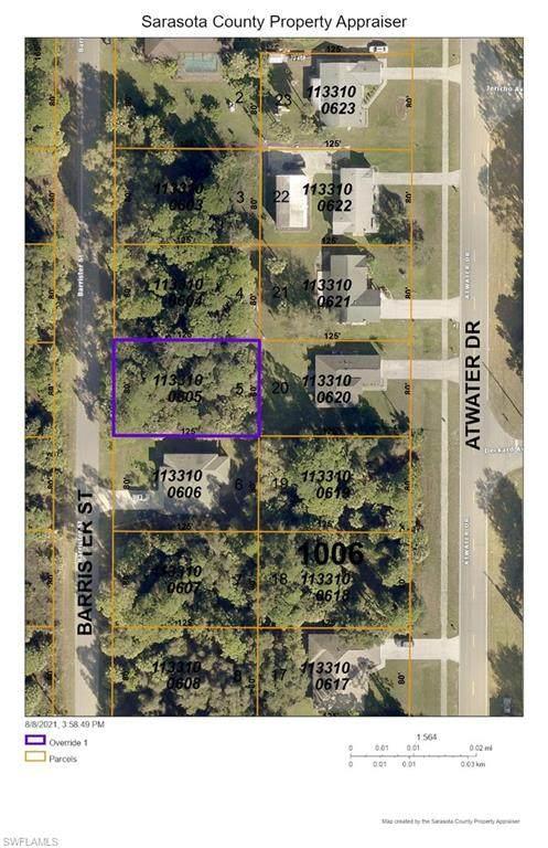 Barrister St, North Port, FL 34288 (#221075525) :: The Michelle Thomas Team
