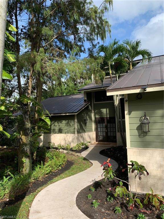 5900 Cypress Hollow Way, Naples, FL 34109 (MLS #221075707) :: Tom Sells More SWFL | MVP Realty
