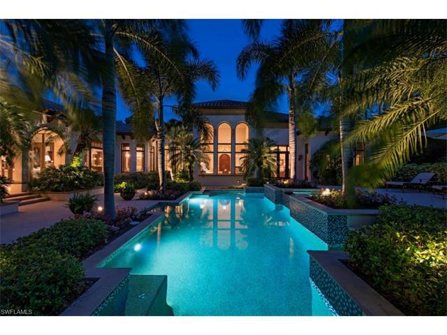2513 Spicebush Ln, Naples, FL 34105 (#215034497) :: Homes and Land Brokers, Inc