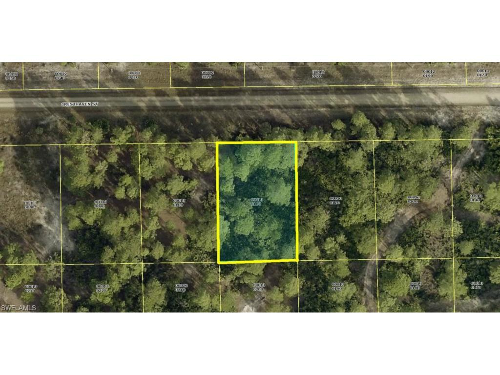 1052 Cresthaven St, Lehigh Acres, FL 33974 (MLS #215038820) :: The New Home Spot, Inc.