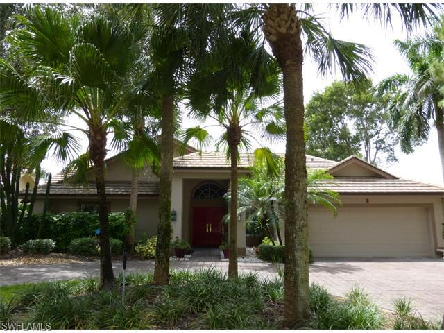 8 Bramblewood Pt, Naples, FL 34105 (#215044305) :: Homes and Land Brokers, Inc