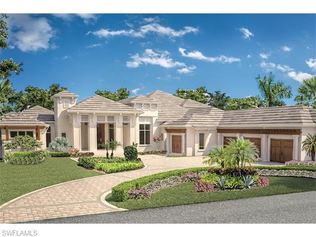 1245 Gordon River Trl, Naples, FL 34105 (#215050013) :: Homes and Land Brokers, Inc