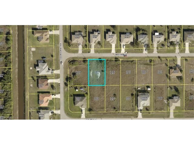 5135 Beecher St, Lehigh Acres, FL 33971 (#215062995) :: Homes and Land Brokers, Inc