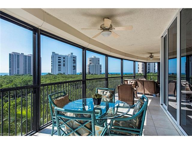 8930 Bay Colony Dr #502, Naples, FL 34108 (MLS #215066107) :: The New Home Spot, Inc.