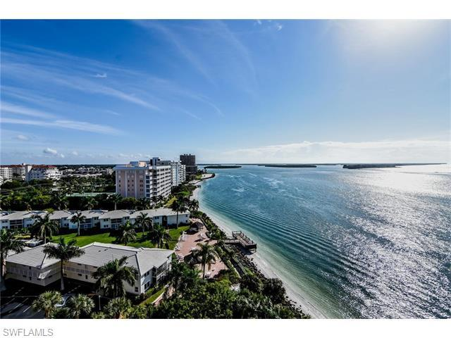 1000 S Collier Blvd Ph-1, Marco Island, FL 34145 (#215067060) :: Homes and Land Brokers, Inc