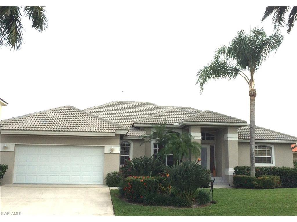 73 Gulfport Ct, Marco Island, FL 34145 (MLS #216002172) :: The New Home Spot, Inc.