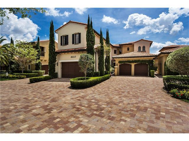 16653 Toscana Cir #704, Naples, FL 34110 (#216002833) :: Homes and Land Brokers, Inc