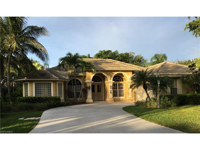 7995 Beaumont Ct, Naples, FL 34109 (MLS #216011132) :: The New Home Spot, Inc.