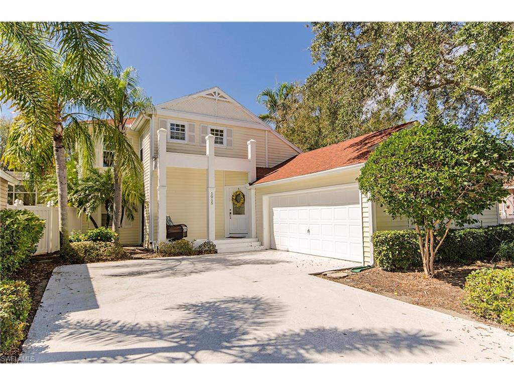1015 Silverstrand Dr, Naples, FL 34110 (#216013091) :: Homes and Land Brokers, Inc