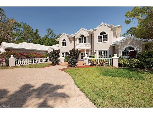 4202 Snowberry Ln, Naples, FL 34119 (#216013782) :: Homes and Land Brokers, Inc