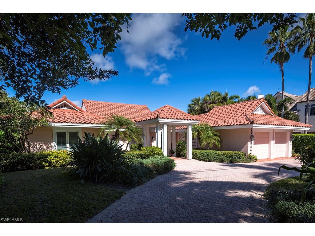 661 Galleon Dr, Naples, FL 34102 (#216016114) :: Homes and Land Brokers, Inc