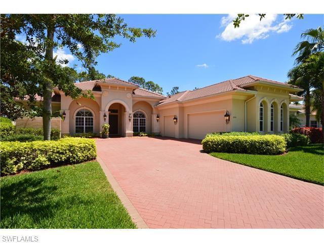 5836 Bromelia Ct, Naples, FL 34119 (MLS #216016995) :: The New Home Spot, Inc.