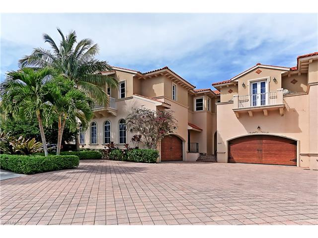 1607 Curlew Ave #1607, Naples, FL 34102 (#216018642) :: Homes and Land Brokers, Inc