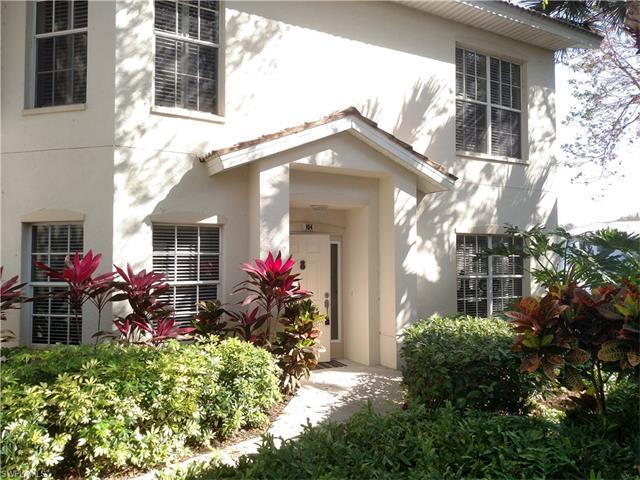 1072 Egrets Walk Cir #104, Naples, FL 34108 (MLS #216019478) :: The New Home Spot, Inc.