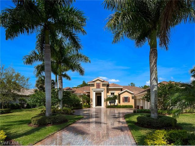 17011 Verona Ln, Naples, FL 34110 (MLS #216020407) :: The New Home Spot, Inc.