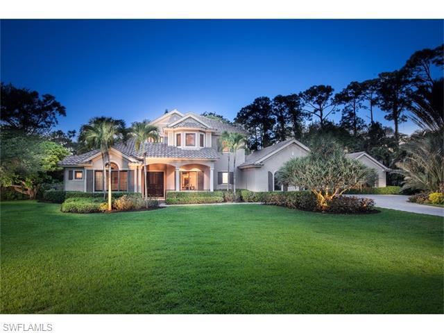595 Gordonia Rd, Naples, FL 34108 (#216024381) :: Homes and Land Brokers, Inc