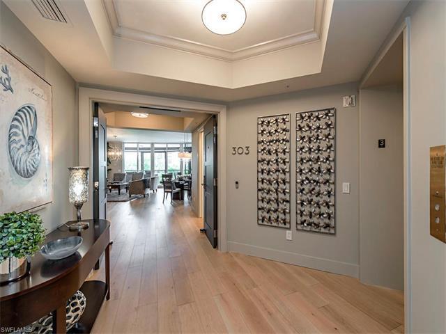 8930 Bay Colony Dr #303, Naples, FL 34108 (MLS #216026832) :: The New Home Spot, Inc.