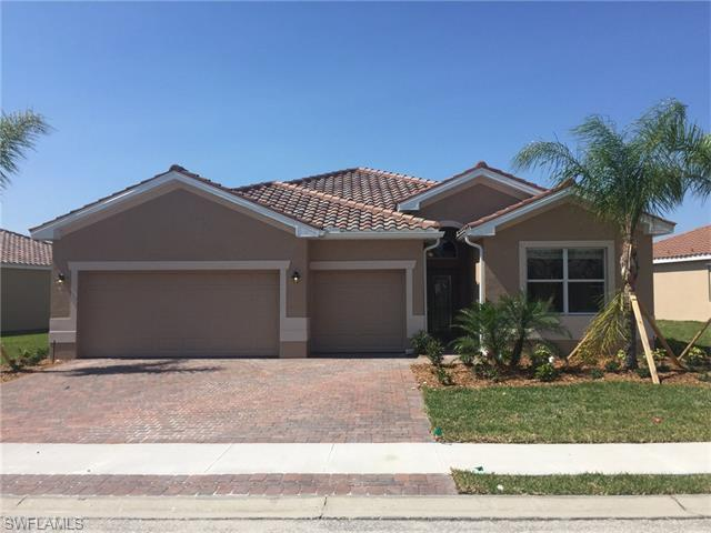 3696 Valle Santa Cir, Cape Coral, FL 33909 (MLS #216028760) :: The New Home Spot, Inc.