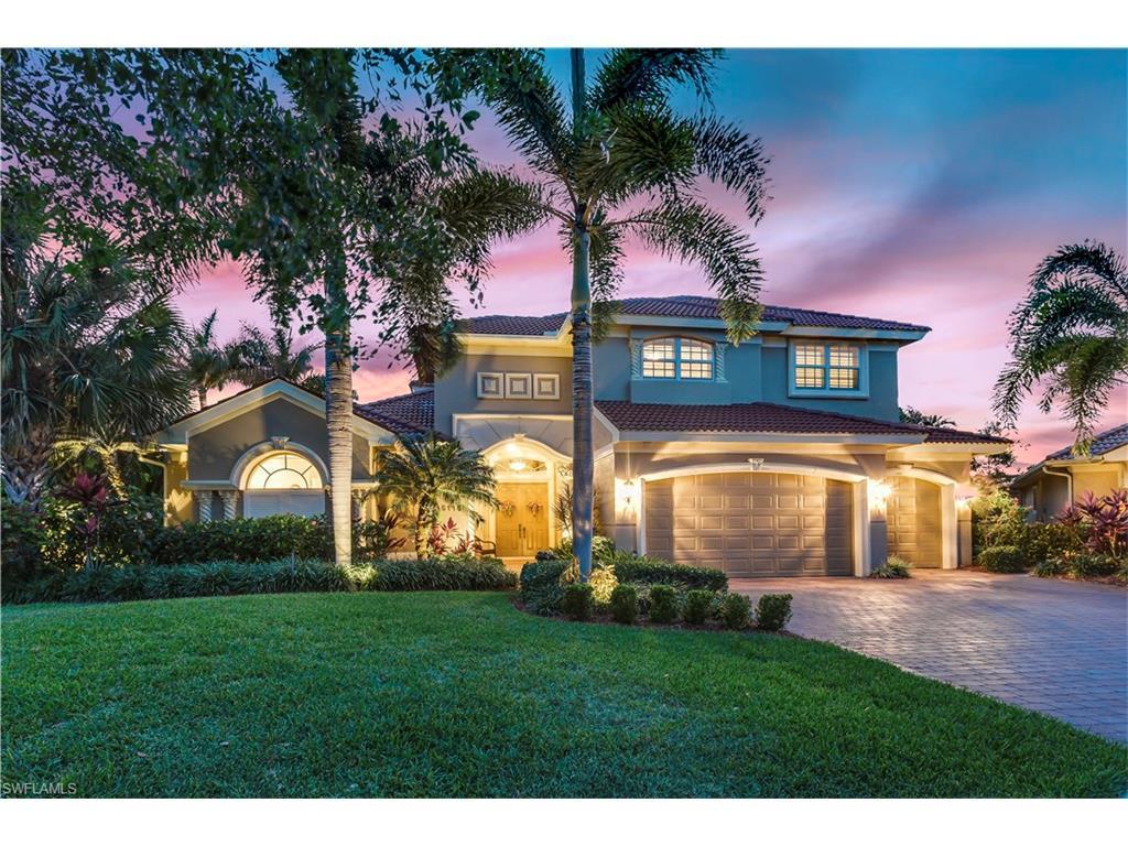 5115 Post Oak Ln, Naples, FL 34105 (MLS #216028835) :: The New Home Spot, Inc.