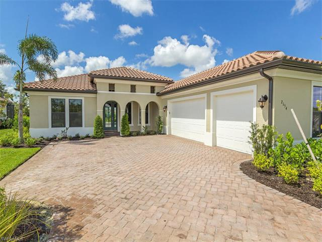 2154 Antigua Ln, Naples, FL 34120 (#216029751) :: Homes and Land Brokers, Inc