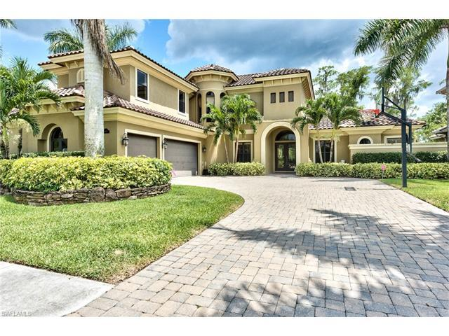 14850 Tybee Island Dr, Naples, FL 34119 (#216030134) :: Homes and Land Brokers, Inc