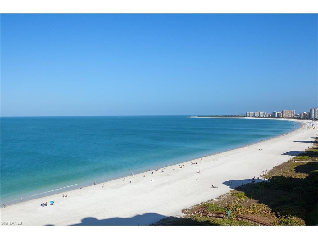 940 Cape Marco Dr #1203, Marco Island, FL 34145 (MLS #216031066) :: The New Home Spot, Inc.