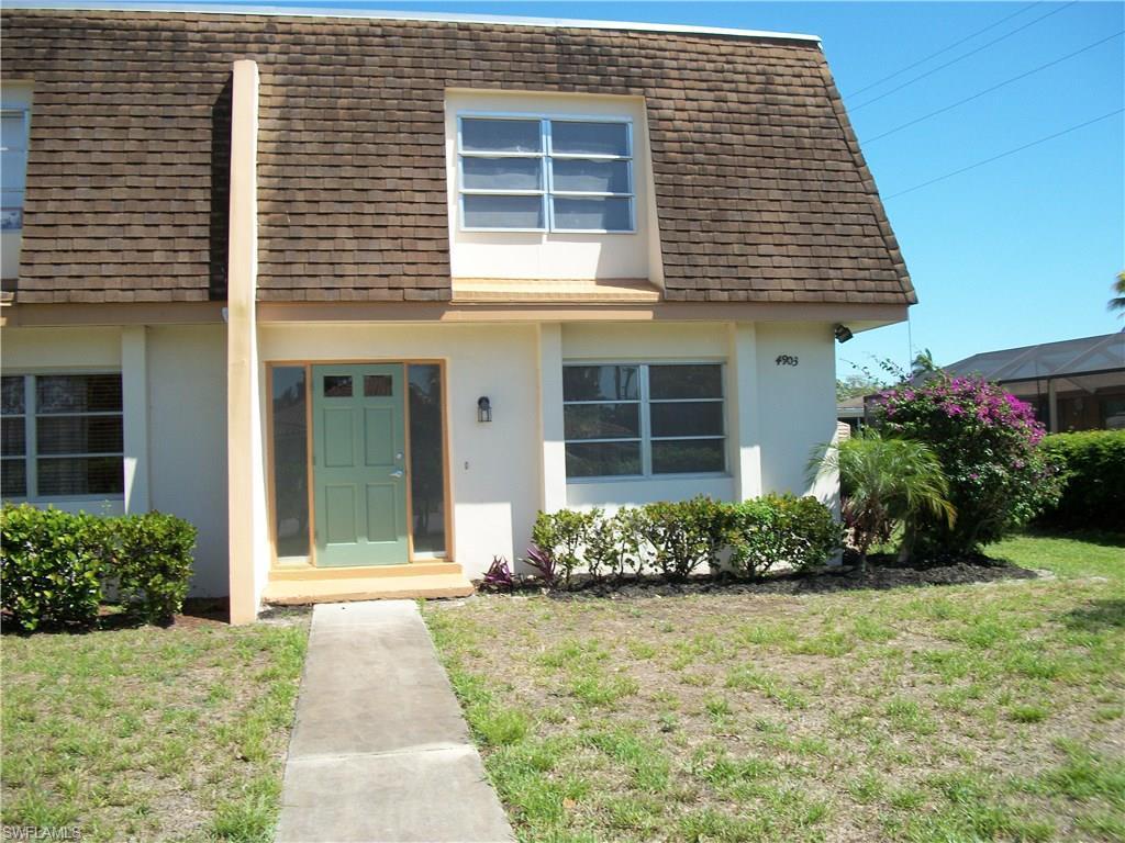 4903 Catalina Dr #42, Naples, FL 34112 (MLS #216031973) :: The New Home Spot, Inc.