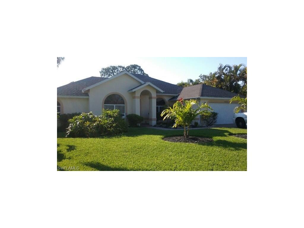 25551 Fenner Cir, Bonita Springs, FL 34135 (MLS #216032454) :: The New Home Spot, Inc.