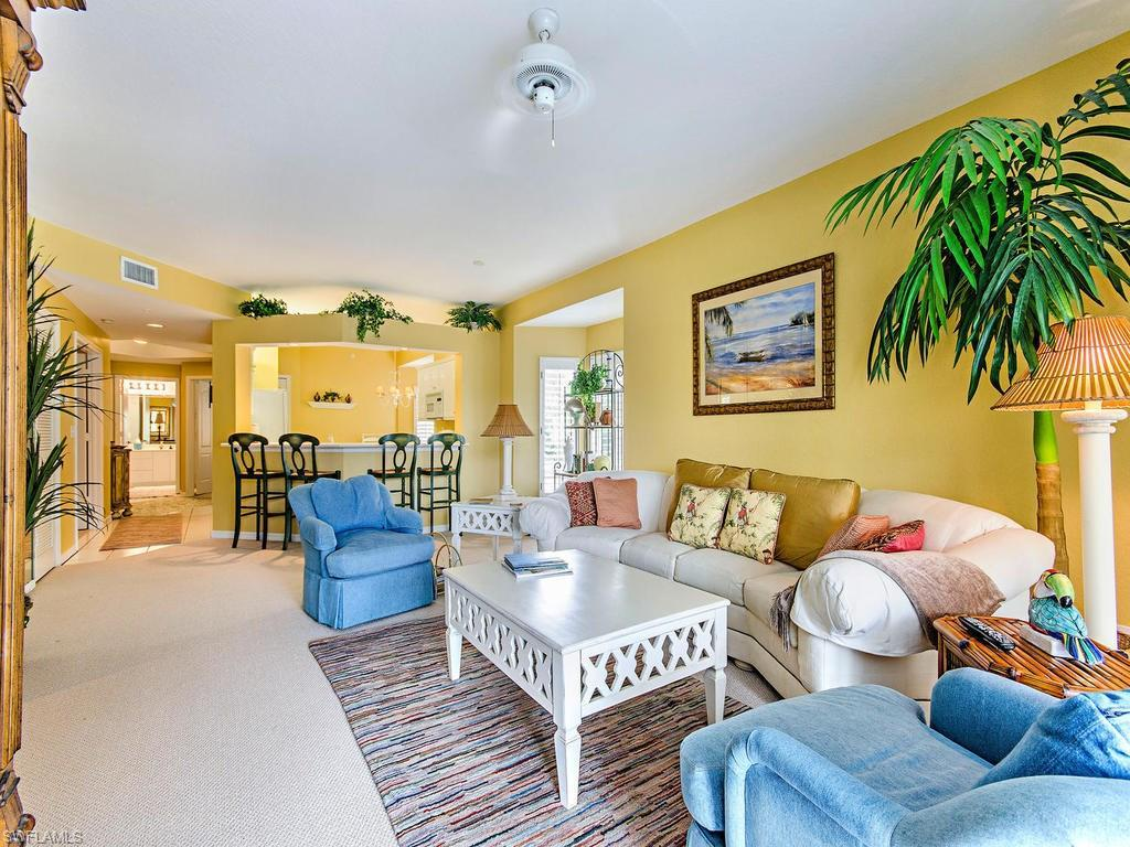 7702 Pebble Creek Cir #101, Naples, FL 34108 (MLS #216034326) :: The New Home Spot, Inc.