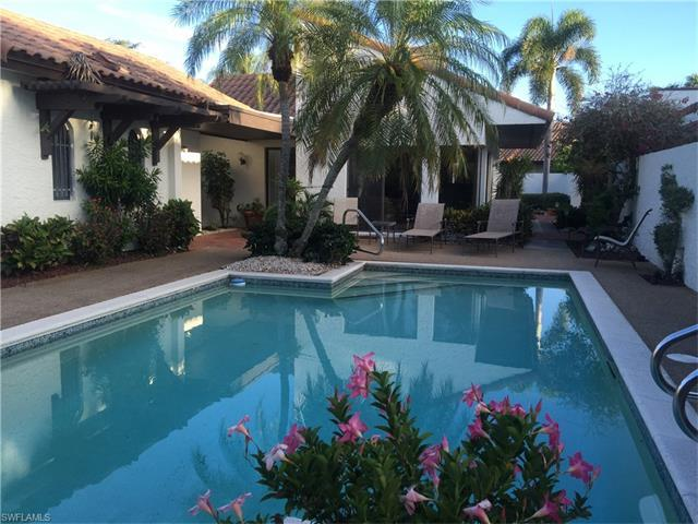 544 Tierra Mar Ln E #12, Naples, FL 34108 (#216035613) :: Homes and Land Brokers, Inc