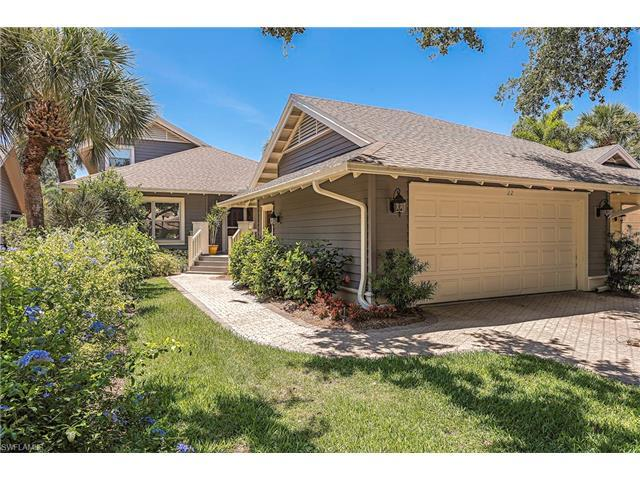 22 Golf Cottage Dr, Naples, FL 34105 (#216035782) :: Homes and Land Brokers, Inc