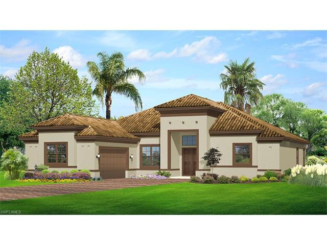 1395 Mockingbird Dr, Naples, FL 34120 (MLS #216035838) :: The New Home Spot, Inc.