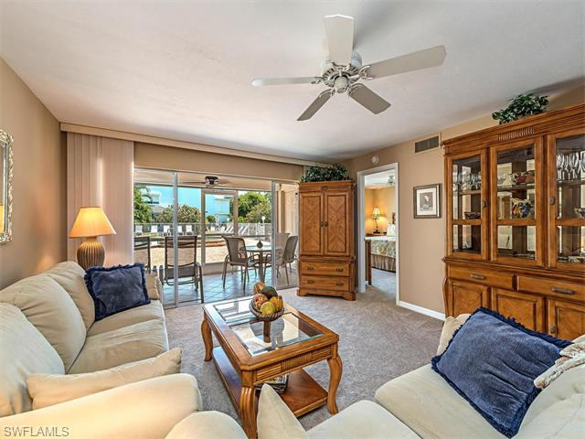 1021 Swallow Ave #105, Marco Island, FL 34145 (#216036307) :: Homes and Land Brokers, Inc