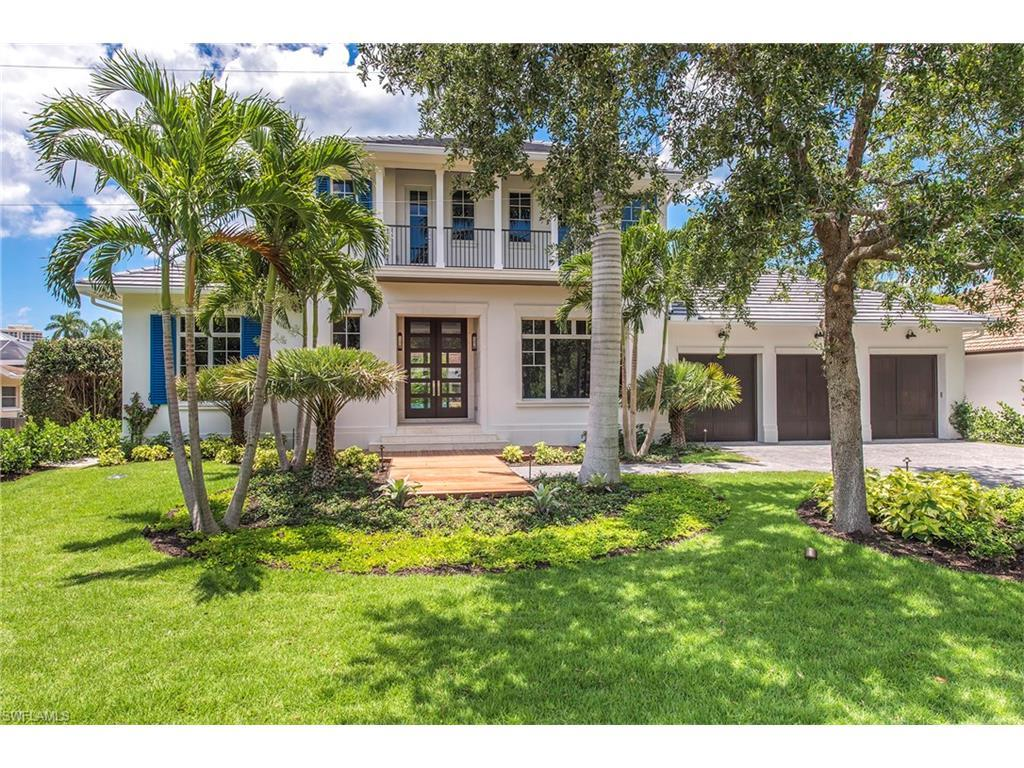 5139 Sand Dollar Ln, Naples, FL 34103 (#216037268) :: Homes and Land Brokers, Inc